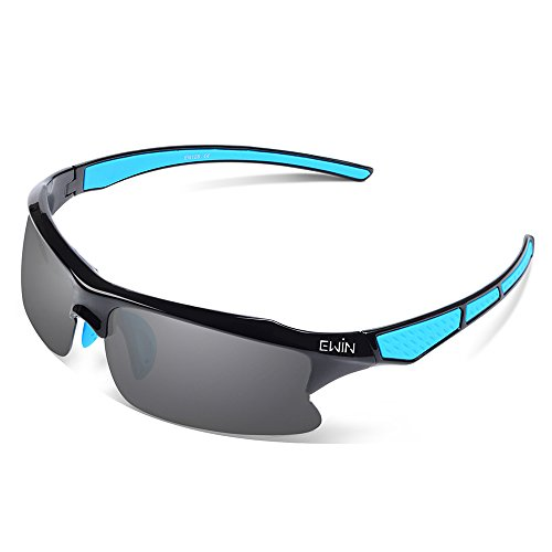 Ewin E20 Polarized UV400 Protection Sports Sunglasses for Men Women Golf Baseball - Latest Sunglasses