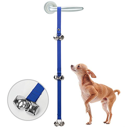 Off Doorbells (Dog Potty Doorbell Housetraining Dog Doorbells, Housebreaking Your Doggy Puppies for Training)