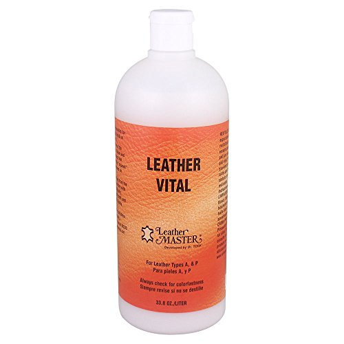 Leather Master's - Leather Vital - Leather Revitalization - 1 Liter 23015