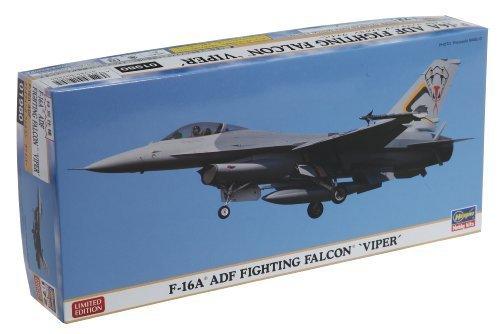 Obtén lo ultimo Hasegawa 1 72 F-16A ADF ADF ADF Fighting Falcon Viper Limited Edition Airplane Model Kit by HASEGAWA  Las ventas en línea ahorran un 70%.