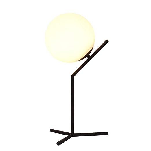 Lámpara de Mesa Simple Creativa Lámpara de Escritorio Decorativa ...