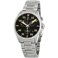 Hamilton Khaki Pilot Black Dial Stainless Steel Men's Watch