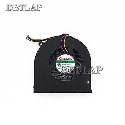 DBTLAP Laptop CPU Fan for Hp Probook 4430s 4431s 4330s