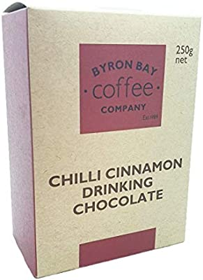 Byron Bay Coffee Company Chilli Cinnamon Drinking Chocolate, 250g