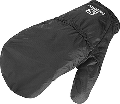 Mens Xt Wings (Salomon XT Wings WP Gloves, X-Small, Black)