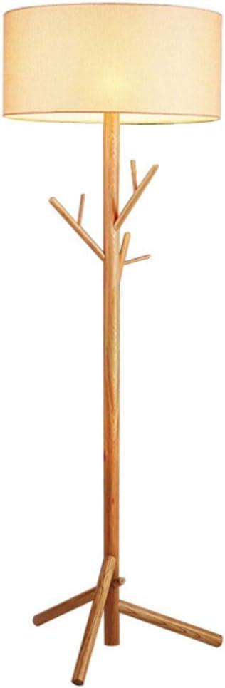 Lámpara de pie Lámpara de pie moderna de estilo japonés simple ...