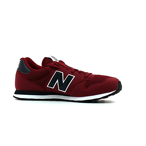 New Navy Red Balance Homme Gm500 Chaussures 6XO6xzqrw