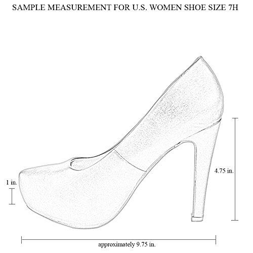 Womens Dress Shoes Almond Toe Stiletto Slip On Pumps Black Black eRdeEFUY