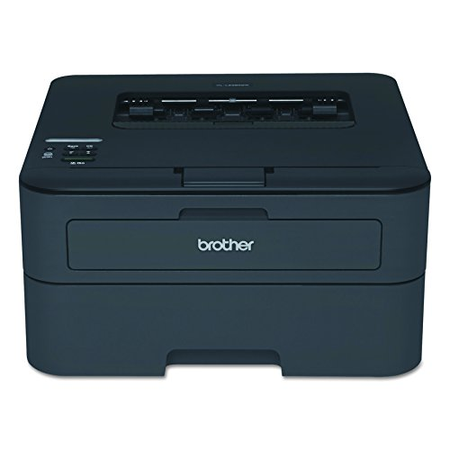 Brother HL-L2340DW Compact Laser Printer, Monochrome, Wireless Connectivity, Two-Sided Printing, Mobile Device...