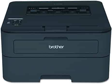 Brother HL-L2340DW Compact Laser Printer, Monochrome, Wireless Connectivity, Two-Sided Printing, Mobile Device Printing, Amazon Dash Replenishment Enabled