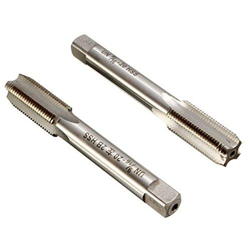 9//16-20 HSS Machine Tap Right Hand Thread Tap 9//16-20 TPI