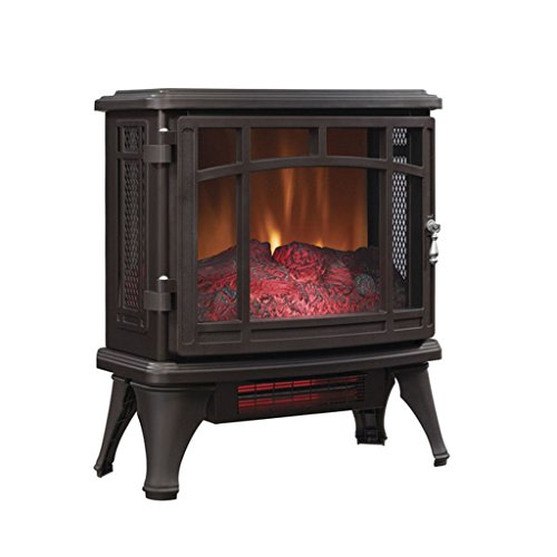electric-fireplaceelectric-stove-heaterbronze-infrared-quartzwell-suited-for-small-spaceshallways-or