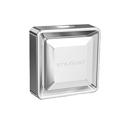 - Steamist 3199-PC Aromatherapy Steam Head, Polished Chrome (Renewed)
