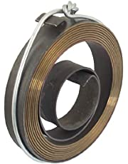 """Uxcell a12060500ux0658 ® 12"""" Drill Press Quill Feed Return Coil Spring Assembly 2.1"""""""