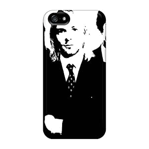 TimeaJoyce Iphone 5/5s Great Hard Phone Cases Custom Fashion Foo Fighters Band Series [PkR16435dHnj]