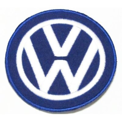Amazon Com Volkswagen Luxury Car Brand Iron On Patch Great Gift For