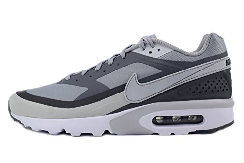 NIKE AIR MAX BW ULTRA Grau (Wolf Grey/Dark Grey/White/Pure Platinum)