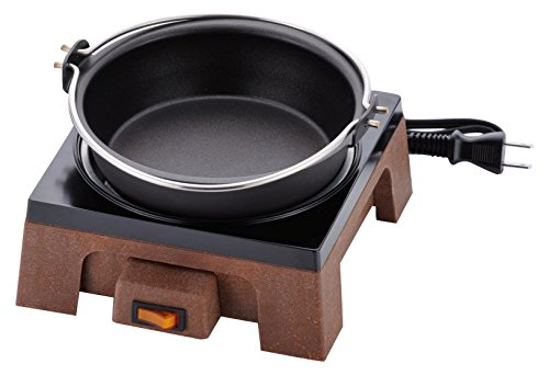 Niitsu Kouki Electric grill pot SUKIYAKI GOZEN 【NEW】 SSG-45N【Japan Domestic genuine products】