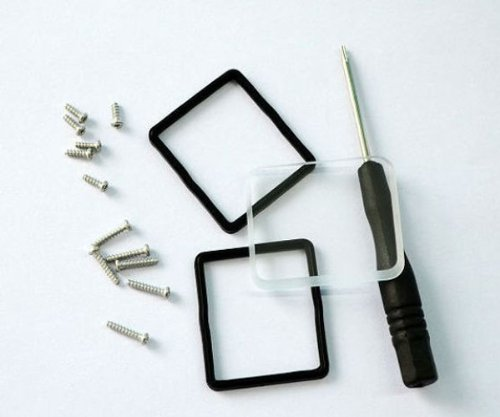 ProGear Replacement Glass Lens Cover Kit For GoPro Hero 3 Waterproof Housing