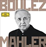 Classical Music : Boulez Conducts Mahler - Complete Recordings [14 CD]