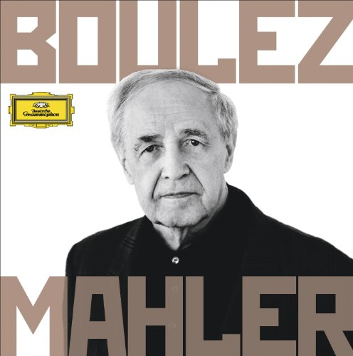 CD : Pierre Boulez - Complete Recordings on Deutsche Grammophon (14 Disc)
