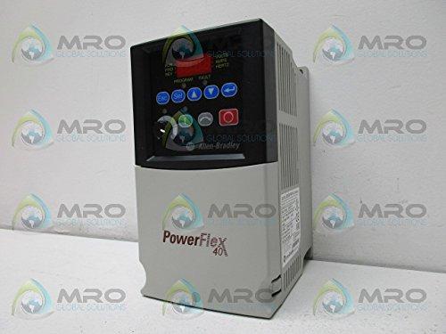 ALLEN BRADLEY POWERFLEX 40 22B-D6P0N104 SER. A F/W 6.02 AC DRIVENEW IN BOX