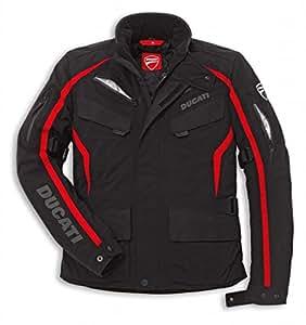 Amazon.com: 98102280 Parent – Ducati Tour textil chamarra de ...