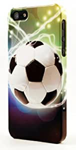 World Cup Soccer Ball Dimensional Case Fits iPhone 5c