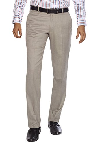Flags Stretch PV Formal Trouser Fawn Color