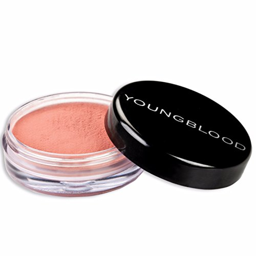 Youngblood Crushed Mineral Blush, Rouge, 3 Gram - 0.1 Ounce Cheek Color