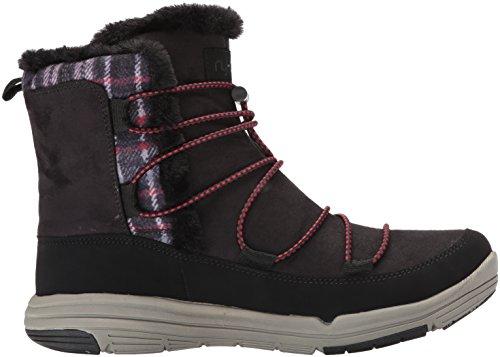 Ryka Damen Aubonne Fashion Sneaker Schwarzgrau