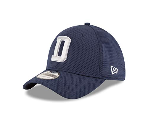 Dallas Cowboys NFL Ne D Hat, L/XL, NVY