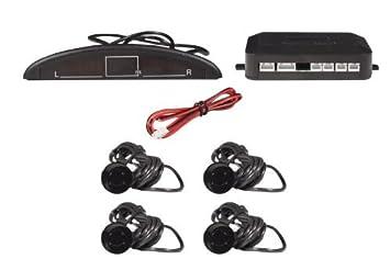 Sensor de aparcamiento para coche delantero y trasero, electromagnético, sensor para parqueo, estacionamiento.: Amazon.es: Electrónica