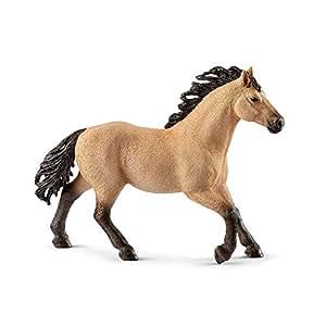 Schleich Quarter Horse Stallion Toy Figure