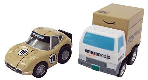 チョロQ amazon.co.jp おもちゃストア10周年記念セット(2台セット)