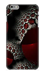 Fashion Protective Abstract Fractal Case Cover Design For Iphone 6 Plus