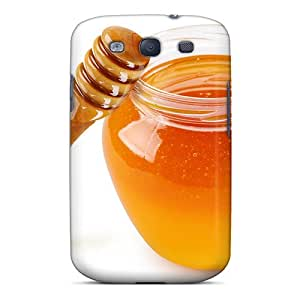 Chuxia Case Cover Protector Specially Made For Galaxy S3 Honey