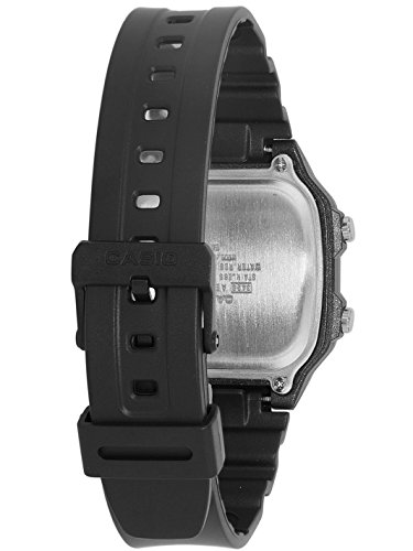 Casio Mens Quartz Watch, Digital Display and Resin Strap AE-1300WH-1AVDF
