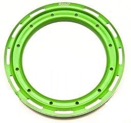 Douglas Wheel Beadlock Rings .190 - 8in. - Green Powder Coat 908-28G