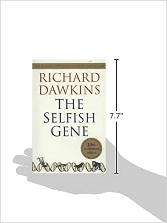 The Selfish Gene: 30th Anniversary Edition--with a new Introduction by the Author