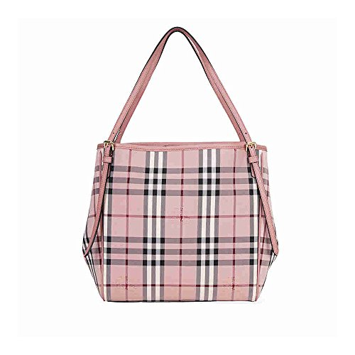 fe9e1c174496 Burberry women s shoulder bag original canter pink - The Handbag ...