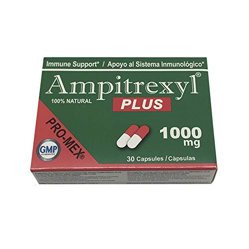 Ampitrexyl Plus 1000Mg Capsules