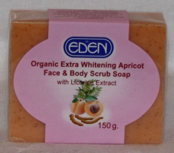 Eden Apricot Scrub For Face And Body - 4
