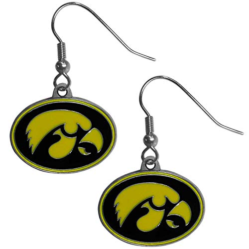 NCAA Iowa Hawkeyes Dangle Earrings ()