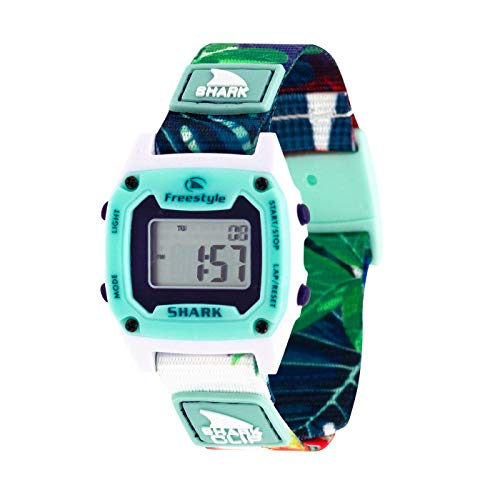 Freestyle Shark Mini Clip Aloha Paradise Green Unisex Watch FS101040