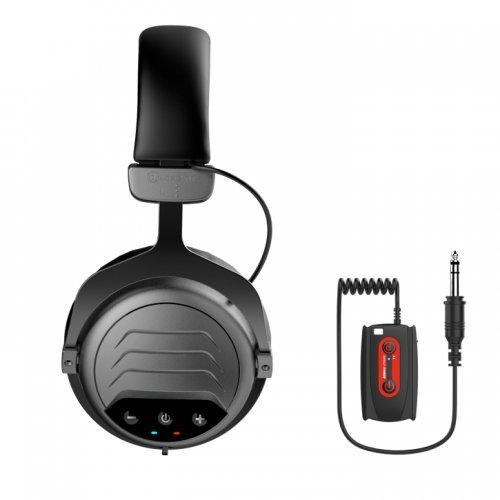 Deteknix W6 Pro Wireless Headphones by Deteknix