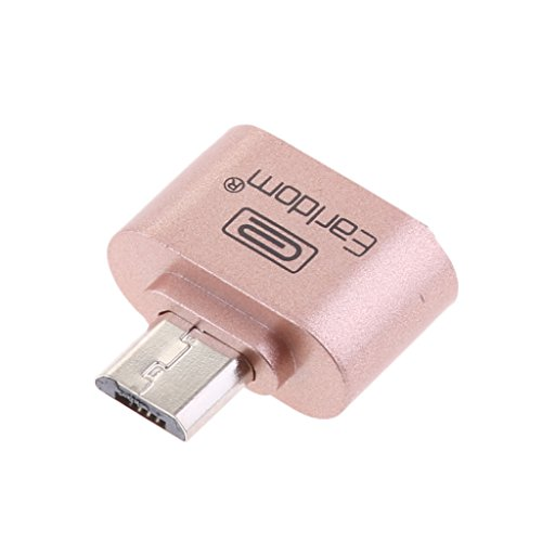 MagiDeal Micro USB OTG to USB Adapter - Micro USB Male OTG t