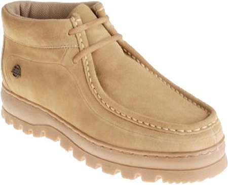 STACY ADAMS Mens Dublin II (Sand Suede) oFm1j