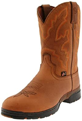 Amazon Com Justin Boots Men S George Strait 3 1 Round
