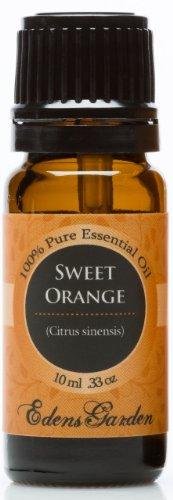 Sweet Orange 100% Pure Therapeutic Grade Essential Oil- 10 ml
